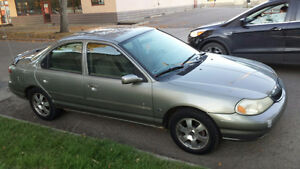 1999 Mercury Mystique Good Sedan