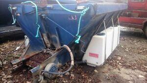 10 ft sander  no brine tanks