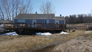 Emma Lake cabin for sale year round capable