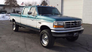 1997 Ford F-250 Camionnette