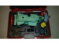 Leica TCR 407 power Reflectrorless Total Station.