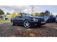 Mercedes-Benz CLK230 Kompressor 2.3 auto CLK230 Kompressor Elegance