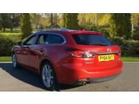 2014 Mazda 6 2.2d (175) Sport Nav with Main Manual Diesel Estate
