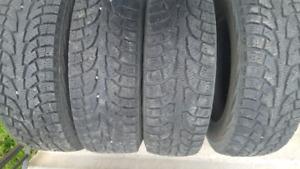 Hankook Ipike winter tires