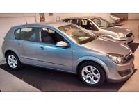 Vauxhall/Opel Astra 1.6i 16v 2005.5MY SXi