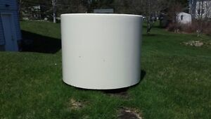Commercial heavy planters - 3 available ($40 each)