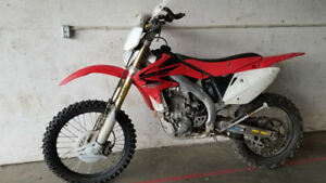 2007 CRF450X FOR SALE