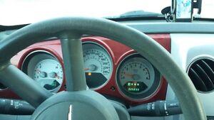 2008 Chrysler PT Cruiser classic Hatchback