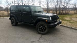 transfert location Jeep Wrangler JK Unlimited