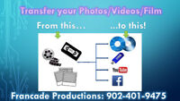 Video Transfers  - Great Christmas Present!!