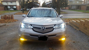 2007 Acura MDX Elite tech pkg SUV, Crossover