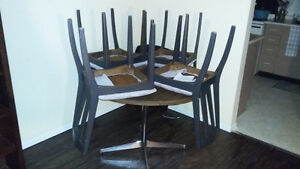 Table and Chairs - Plus Recliner
