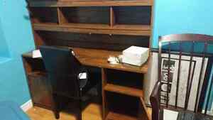 Computer desk and chair ...$.250
