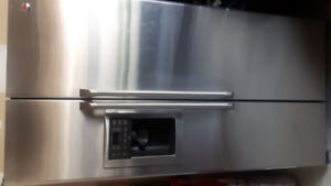 GE CAFE FRIDGE - PARTS IN MINT CONDITION!