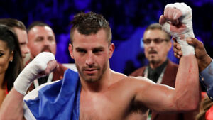 2 billets combat de boxe David Lemieux VS Billy Joe Saunders