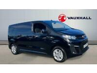2021 Vauxhall Vivaro L1 Diesel 2700 1.5d 120PS Griffin H1 Van Van Diesel Manual