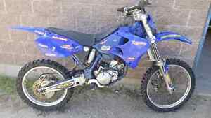 2000 Yamaha yz 125 first $1000 takes it Proaction Suspension