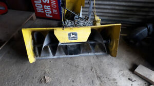 John Deere | Buy or Sell a Snow Blower in Ontario | Kijiji Classifieds