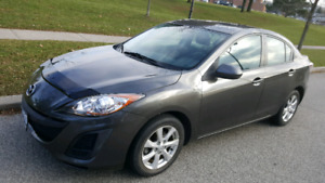 2011 Mazda 3 low km no accident
