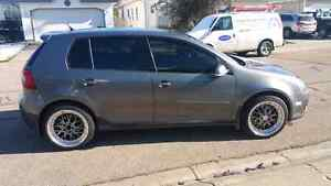 2008 Volkswagen GTI   4dr/6 speed manual