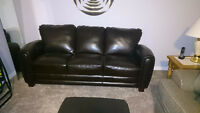 Leather-like Couch