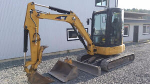 Caterpillar 303C Mini Excavator