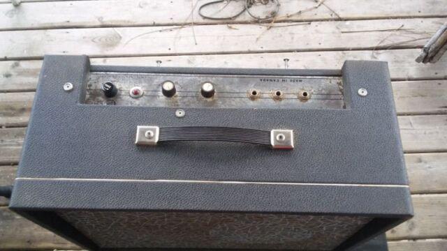 Canadian Amp