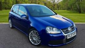 Volkswagen Golf 3.2 V6 4Motion 2007MY R32 BLUE 5 DOOR HATCHBACK