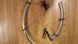 lightweight fenders for road bike