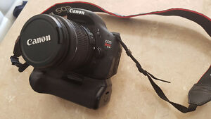 Canon T3i camera package