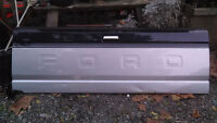 1990 Ford F250 XL tailgate in good condition!