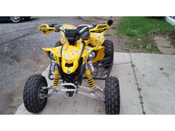 2008 Can-Am Ds450 efi 2008