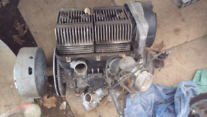 Rotax 503 and mx 470 parts engines