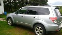 2012 Subaru Forester XLT Turbo SUV, Crossover