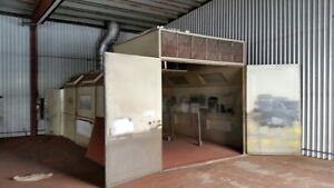 DeVilbiss Paint Booth