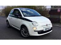 2016 Fiat 500 1.2 Cult 3dr Manual Petrol Hatchback