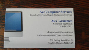 Friendly, Up Front, Quality, Professional Service.