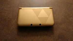 *NEGOCIAGLE* Limited edition 3ds xl with Luma