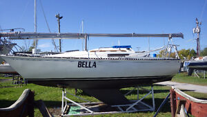 Sailboat Bella C&C25 is for sale! Mint condition, ready to sail! Gatineau Ottawa / Gatineau Area image 9