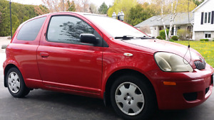 2004 Toyota Echo..with Remote Starter