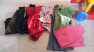 Girl clothes size 3 and 4