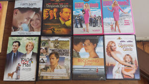 DVDs to sell - $2.00 each