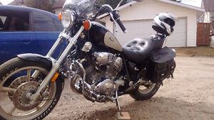 Low mileage 1100 Virago - Price reduced