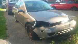 2005 Focus accidenté, Meilleur offre, INSPEC.,MECA..NON REQUISE.