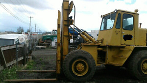 Heavy Lift Forklift with Side Shift - $14,995