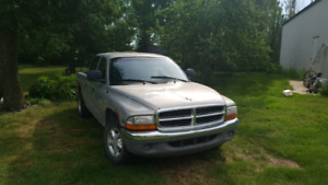 2000 Dodge Dakota Crew Cab