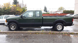 CONTACT: PHONE ONLY- 1999 Ford F-250 Pickup Truck