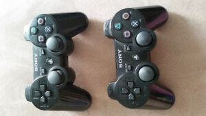 PS3 dualshock controllers