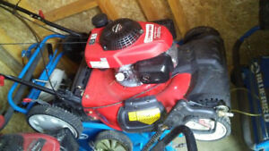 Lawn Mowers and other Lawn Machines