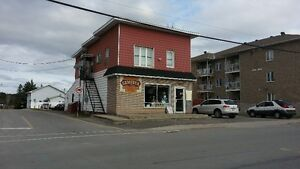 Commercial property on a busy city corner in Rockland